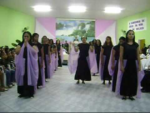Damares Apocalipse Coreografia evangelica