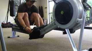 Training Vlog: HIIT (11/21/13)