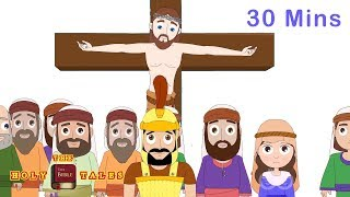 Jesus Died For Our Sins | Good Friday | New Testament I Bible For Kids | Holy Tales Bible Stories