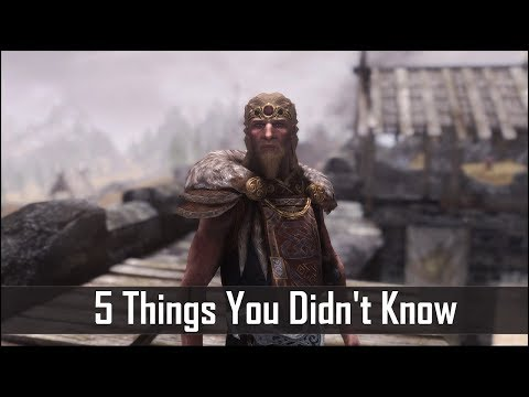 Skyrim: 5 Things You Probably Didn't Know You Could Do - The Elder Scrolls 5: Secrets (Part 2)