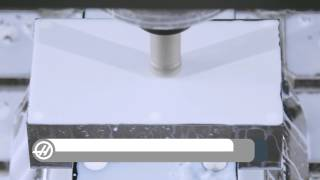 (EN)Haas VMC: Chip Clearing and Tool Lubrication