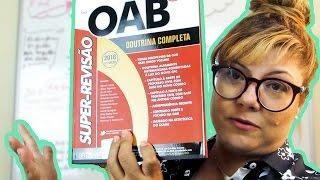 Como estudar para a  OAB