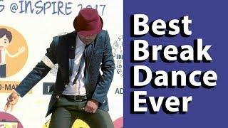Amazing Super Best Break Dance Ever at RNB Global University