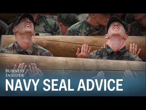 A Navy SEAL told us why we should 'do something that sucks' every day