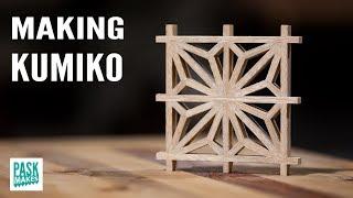 How to make Kumiko