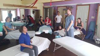 Table Thai Massage Therapy Full Class 1/21