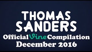 December Vine Compilation 2016 | Thomas Sanders