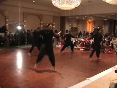 Saad and Fahad s Valima Wedding Dance