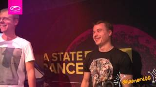 Ben Gold - I'm In A State Of Trance (Celebration ASOT750 Episode from Armada Club, Amsterdam )