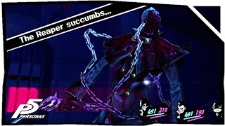 PERSONA 5 · How to Defeat the Reaper | 'A Unique Rebel' Trophy Video Guide (PS4)