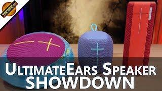 The Best $100 Waterproof Bluetooth Speaker?! UE Wonderboom vs UE Roll 2 - TekThing Short