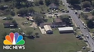 Several Dead In Church Shooting In Texas | NBC News