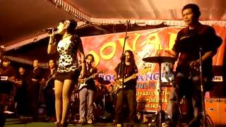 Don't worry jovana rock dangdut (Widya)