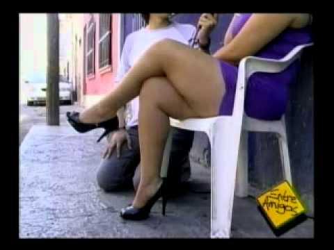 ENTREVISTA A SEXO SERVIDORA PARTE 1