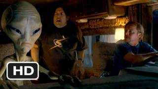 Paul #2 Movie CLIP - Psychotic Nerd (2011) HD