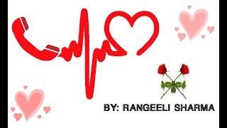 How  To Agree Your Girlfriend For Kiss In Hindi - Rangeeli Sharma (Love Guru Girl)