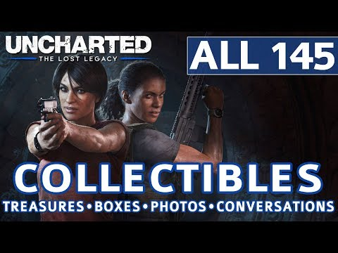 Xxx Mp4 Uncharted The Lost Legacy All Collectibles Locations Treasures Photos Lockboxes Conversations 3gp Sex