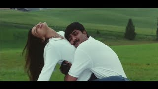 Nuvvu Nuvvu Full  Video Song || Khadgam Movie || Srikanth, Sonali Bendre, Sangeetha
