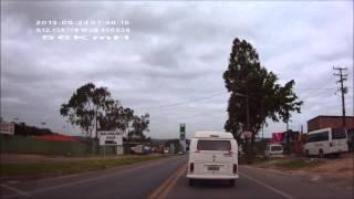 VIAGEM DE CARRO NORDESTE /SP ( BR-101 CIDADE DE ALAGOINHAS-BAHIA) 8 PARTE !!
