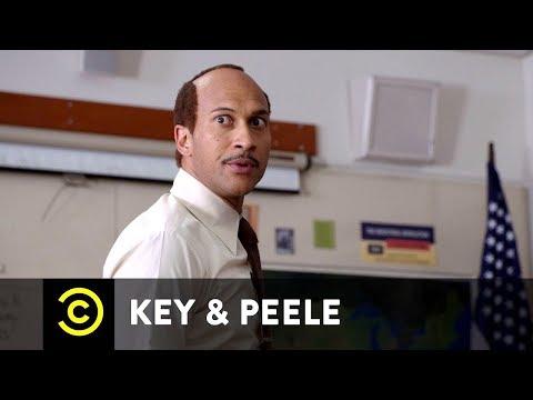 Key & Peele Substitute Teacher Pt. 2