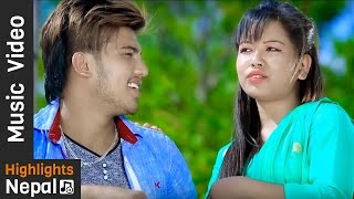 New Comedy Song - Nyauli Basne Ban | New Nepali Lok Dohori Song 2016/2073 | Amulya Music