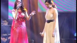 Rachelle Ann Go and Sarah Geronimo duet Count On Me