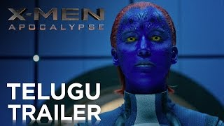 X-MEN: APOCALYPSE | Official Telugu Trailer | Fox Star India