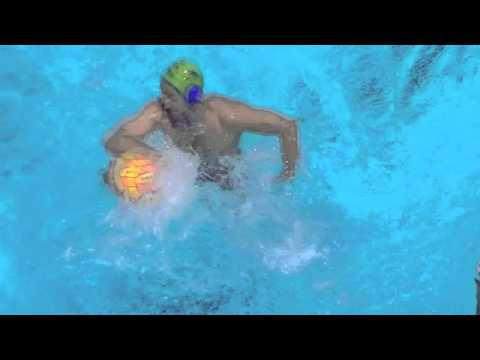 Womens Water Wrestling - aka Water Polo - YouTube