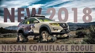 Nissan Camouflage Rogue New 2018 Review