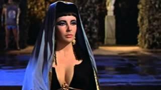 Cleopatra Costumes for Elizabeth Taylor