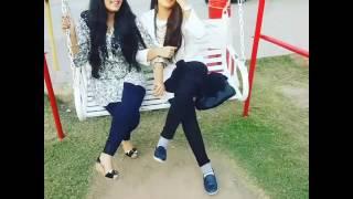 Beautiful fabiha sherazi & rashid kinza