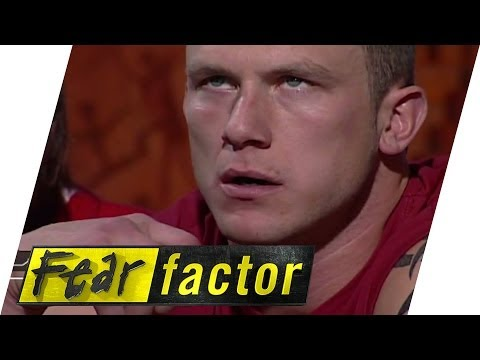 Eating Ostrich Penis | Fear Factor Extra
