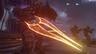 Halo 5 SECRET WEAPON and BOSS BATTLE in Campaign! - The Prophets' Bane!