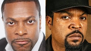 Chris Tucker CHECKS Ice Cube Over The Friday Movie On Stage! | Throwback Beef
