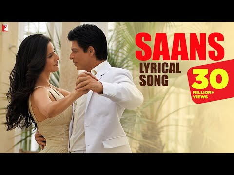 Xxx Mp4 Lyrical Saans Full Song With Lyrics Jab Tak Hai Jaan Shah Rukh Khan Katrina Kaif Gulzar 3gp Sex