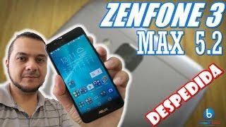 Zenfone 3 MAX 5,2 - Testamos por 4 meses! Confira o resultado!