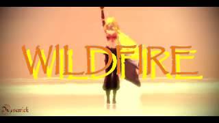 [MMD] Future Yang - Wildfire
