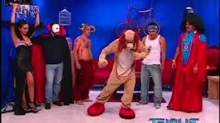 El Perro Guarumo se Trollea a todo el elenco de guerra de chistes
