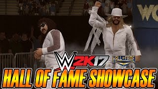 WWE 2K17 - 2K Showcase: Hall of Fame - #04 [THE FABOULOUS FREEBIRD VS DDP & CACTUS JACK]
