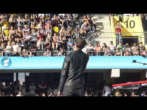 Jan Oliver - Stay Young (live Energy Air Festival Berne 06/09/14)