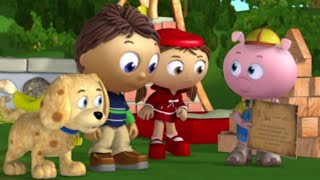 Super WHY! Full Episodes English ✳️  Super WHY and Naila and the Magic Map ✳️  S02E06 (HD)