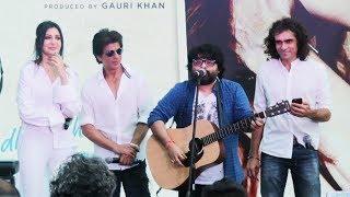 Hawayein Song Launch - Jab Harry Met Sejal - Shahrukh Khan, Anushka Sharma