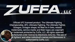 My EA SPORTS UFC® Stream part  2