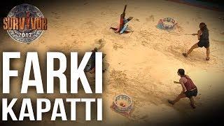 Sabriye'den müthiş atak! Rakibini böyle yendi...| 59. Bölüm | Survivor 2017