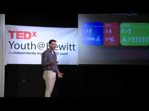 Using bamboo to shift gears in business Matthew Wilkins TEDxYouth Hewitt