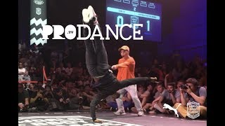Zone 13 vs Kid Colombia & Justen | WORLD BBOY CLASSIC 2017