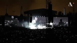 El concierto y el mensaje de Roger Waters a Peña - Aristegui Noticias