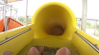 Speed Water Slide at Go! Wet Waterpark