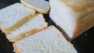 न कुकर, न ओवन , न तंदूर घर पर बनाये ब्रेड आसानी से  || White Bread Recipe ||