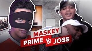 PRIME vs JOSSPACE - MASKEY // FIFA 17 CALCUL CHALLENGE